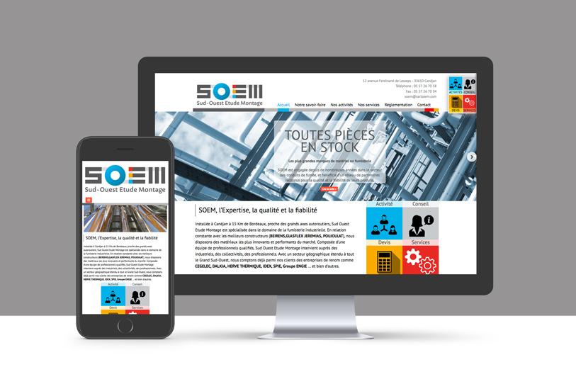 SOEM site web