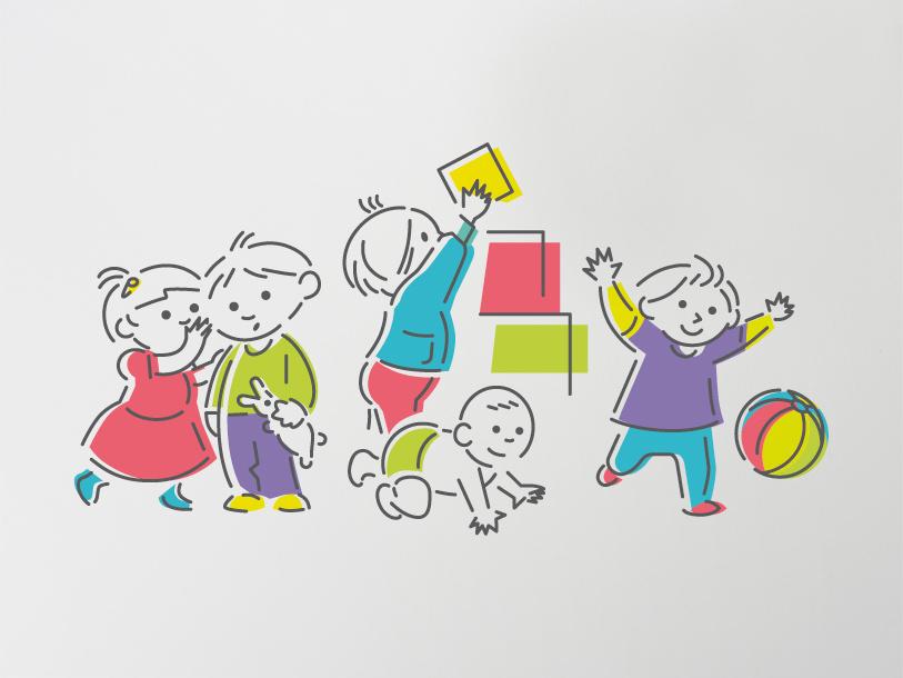 creche ptit bout chou - visuel logo