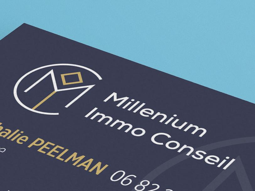 Millenium Immo Conseil - logo